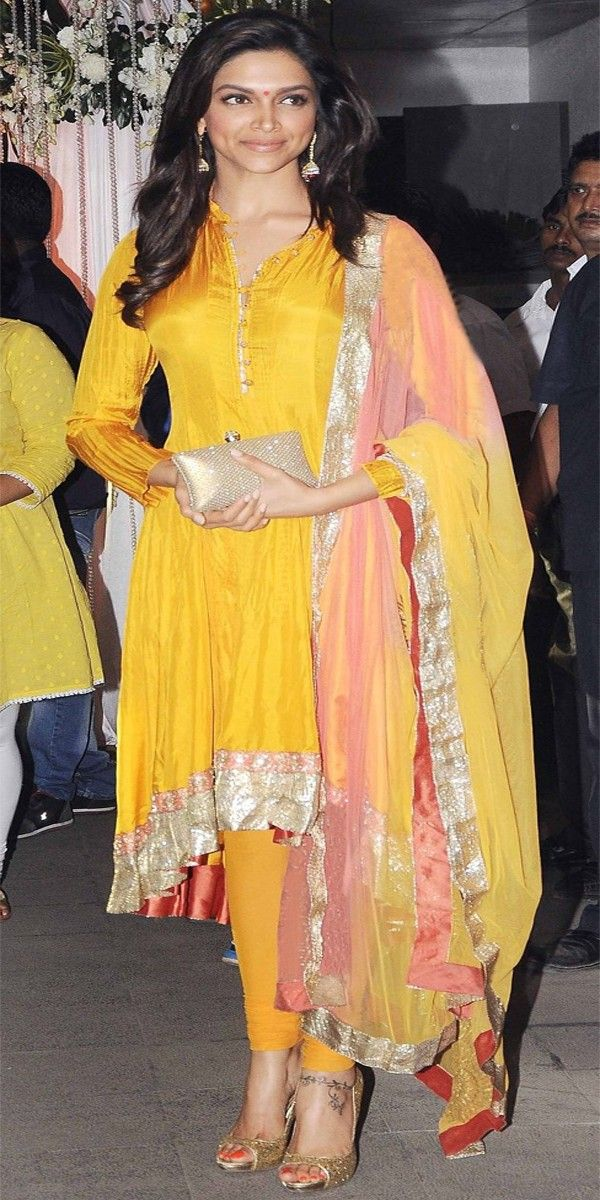 Silk Lace Work Plain Yellow Unstitched Bollywood Designer Suit ...