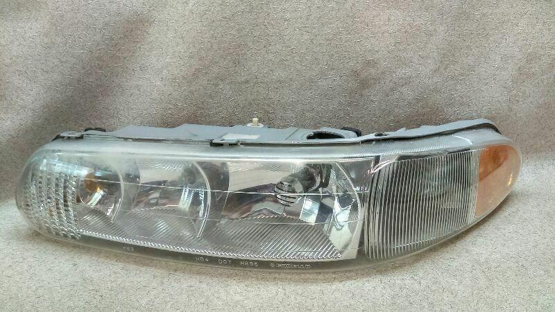 Driver Left Headlight Fits 97 01 Buick Century Rt 171434 Buick