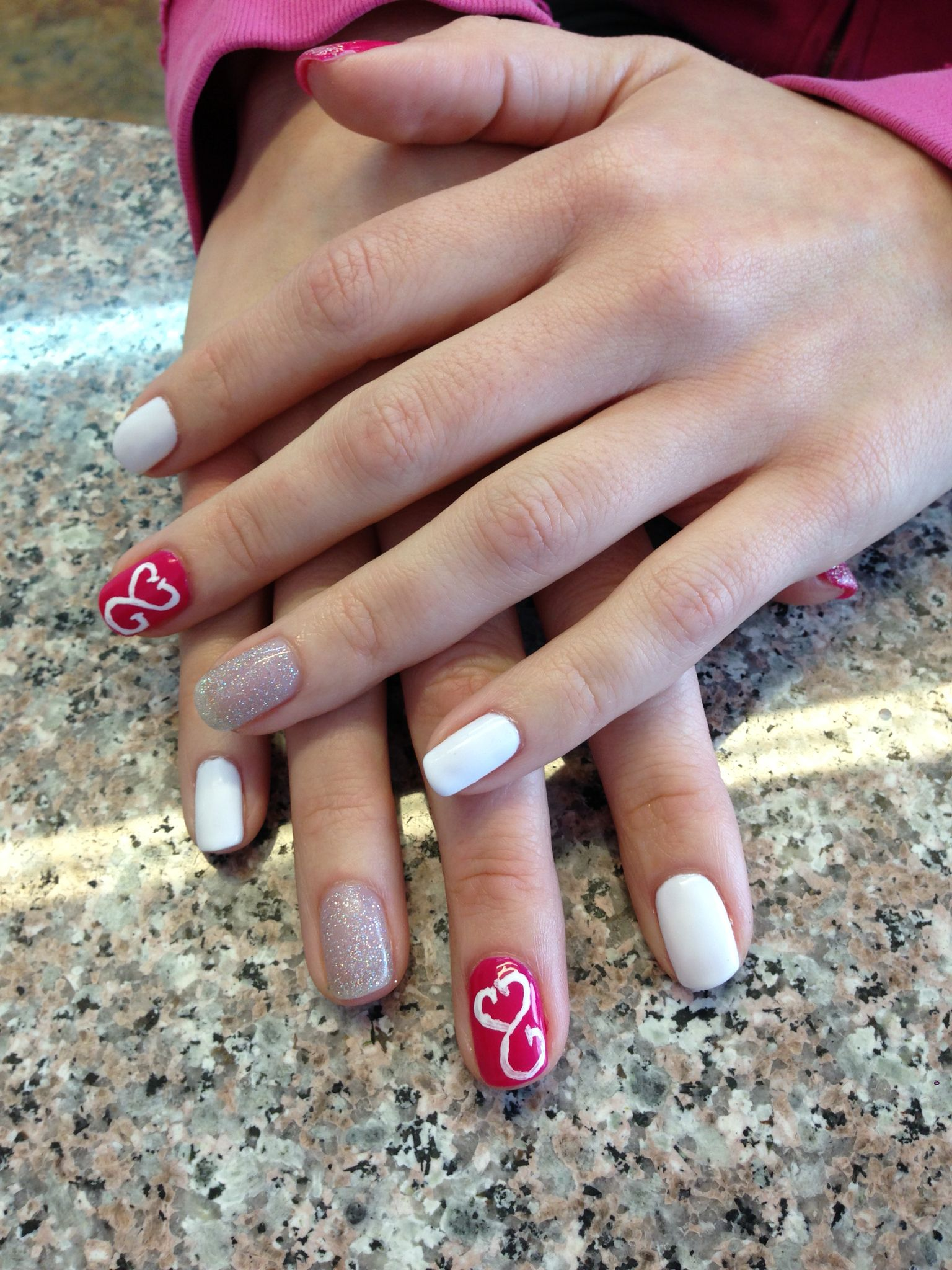Nurse nail art paulasnaildesigns paulas nail designs nurse nail art paulasnaildesigns prinsesfo Image collections