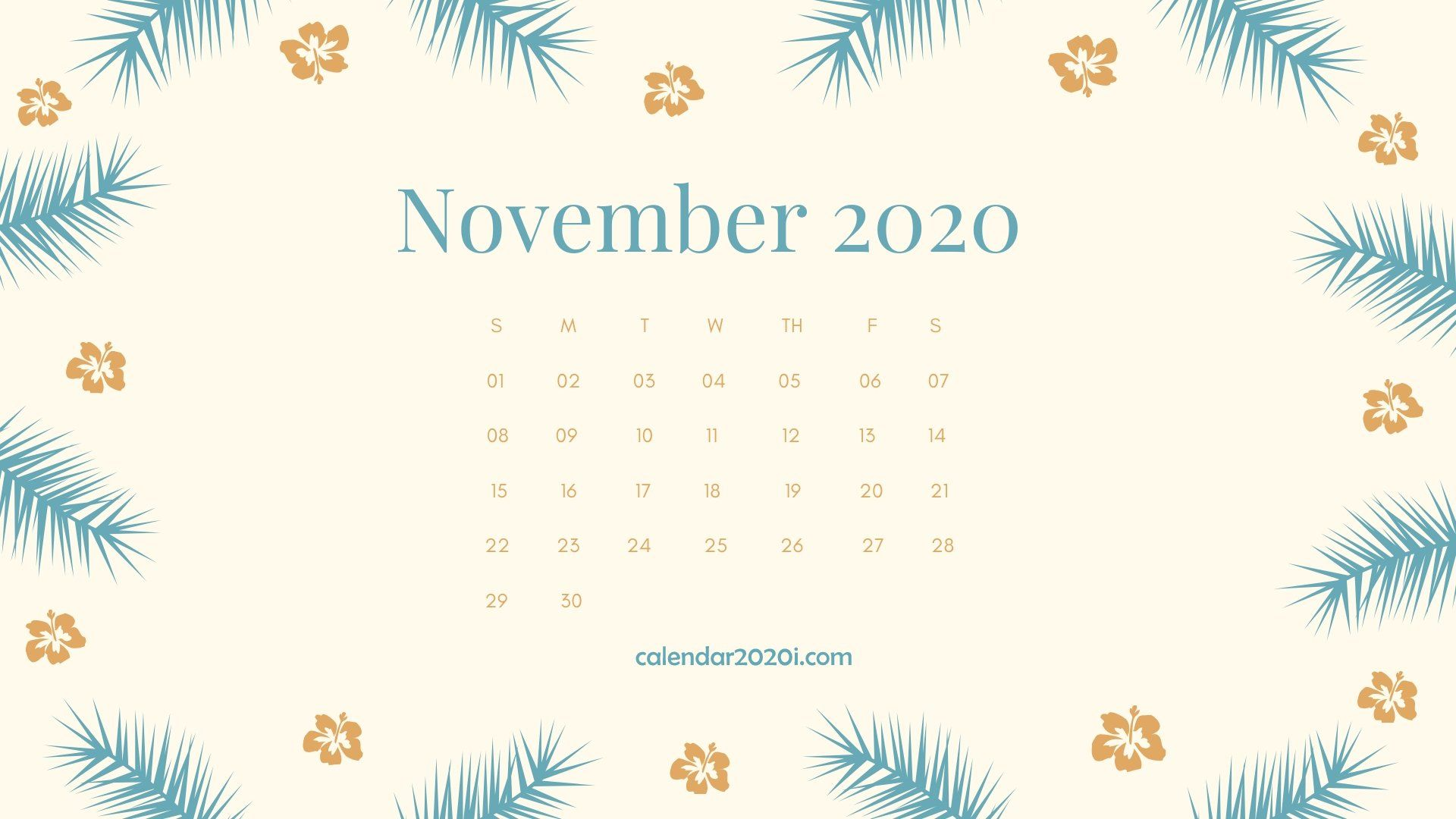2020 Calendar Monthly HD Wallpapers Calendar 2020