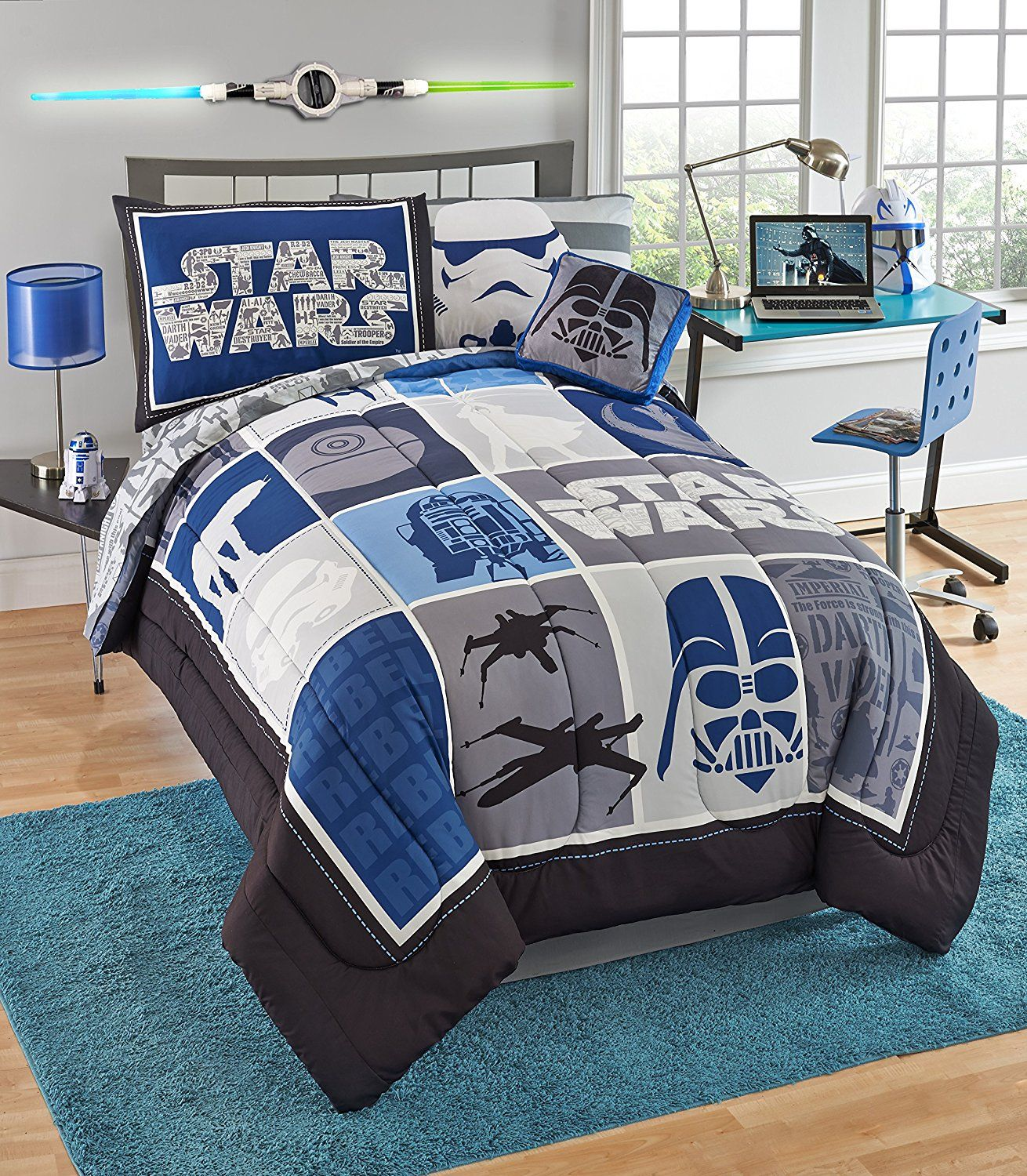 Star Wars Classic Twin Bed In A Bag Set Komnatnye Idei