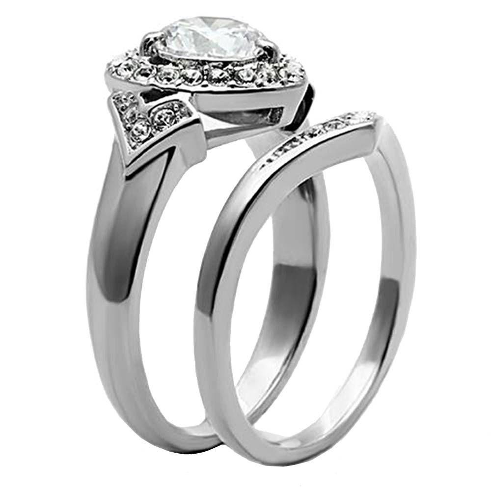 15 Beste Hartmetall Womens Trauringe Verlobungsringe