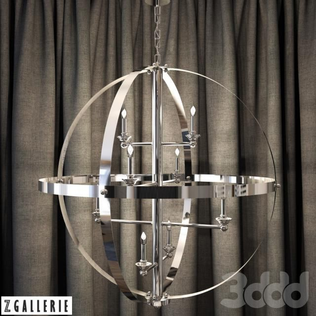 Zgallerie Pinnacle Chandelier