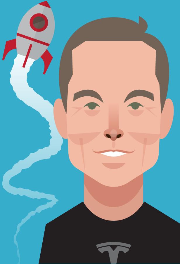 Kartinki Po Zaprosu Elon Musk Illustration Elon Mask Elon Musk Illustration