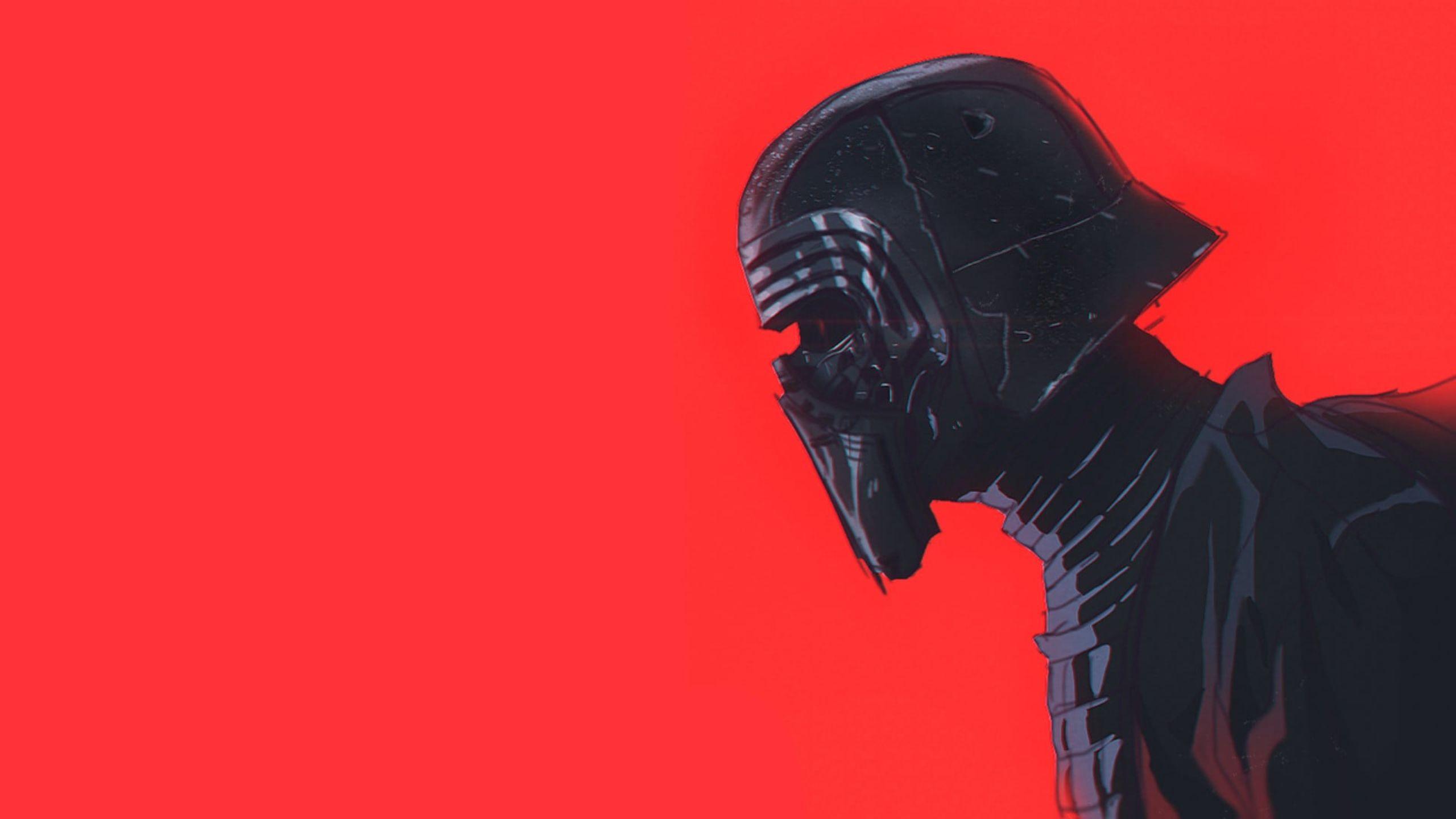 2560x1440px Free Download Hd Wallpaper Dart Vader Illustration Kylo Ren Star Wars Mask Red Kylo Ren Wallpaper Star Wars Wallpaper Star Wars Background