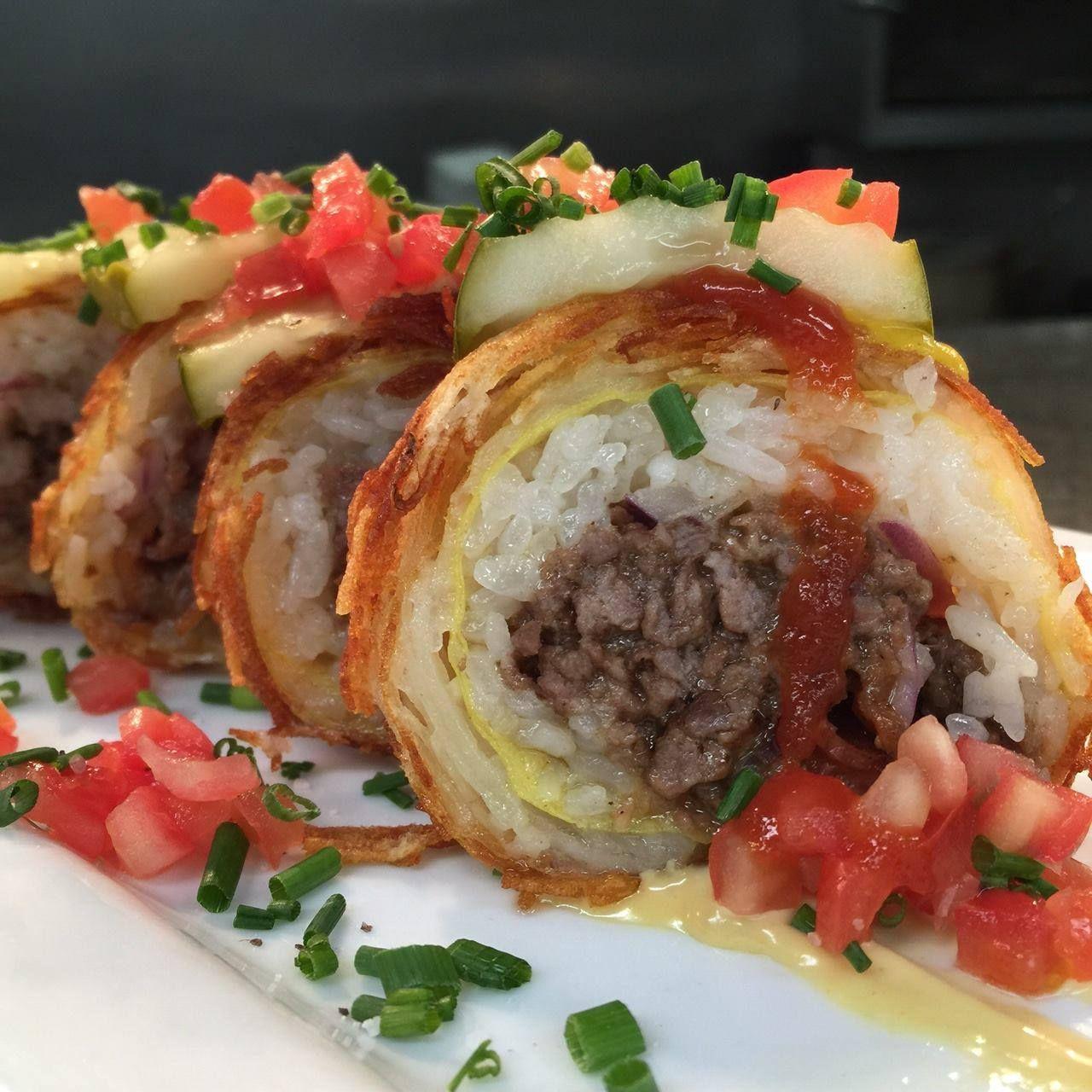 The Cowfish Sushi Burger Bar Raleigh Nc