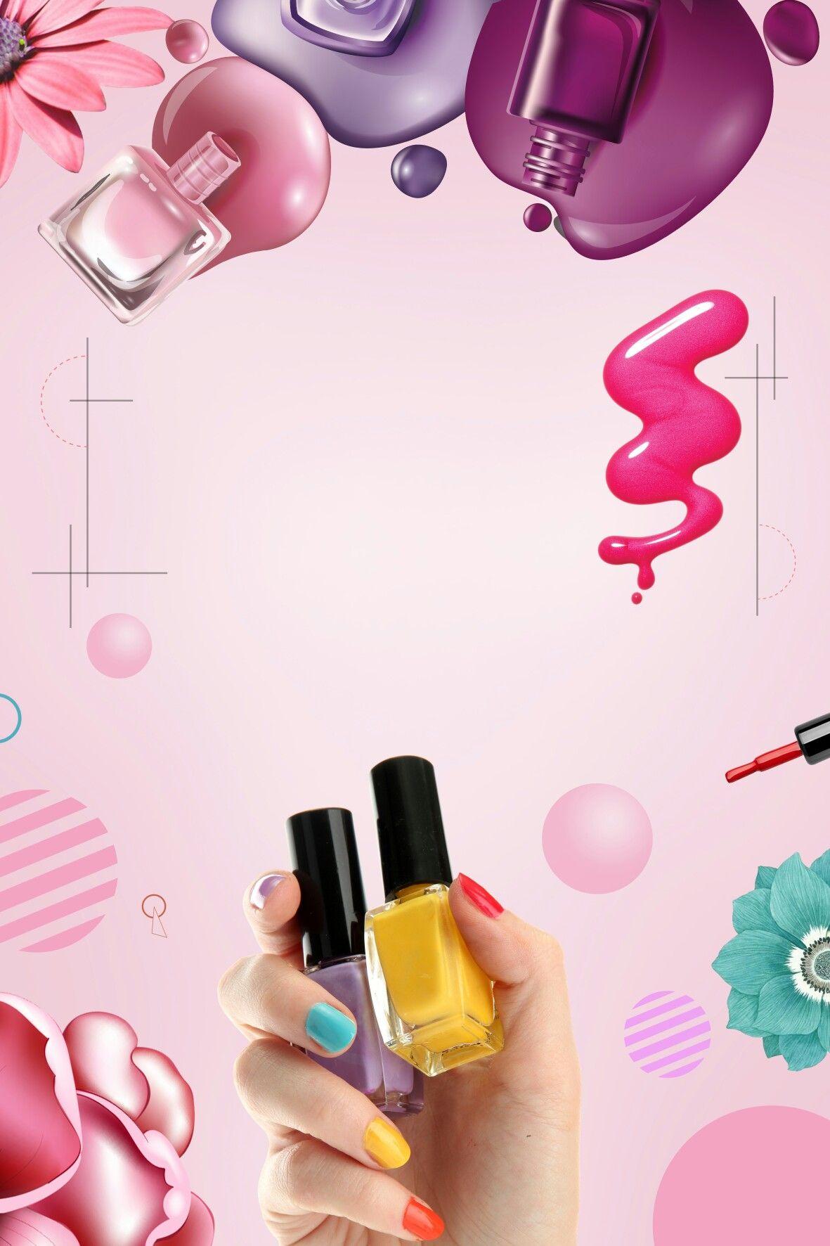 Pin de Yahaira Caceres Riveros em Salon manicure