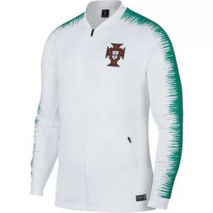 2018 World Cup Portugal Away Replica Anthem Jacket  BFC929   fed655fe3