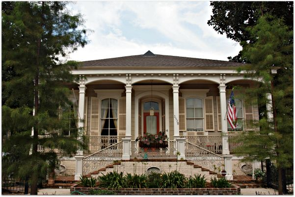 historic homes new orleans | New Orleans Homes and Neighborhoods » Historic New Orleans Homes