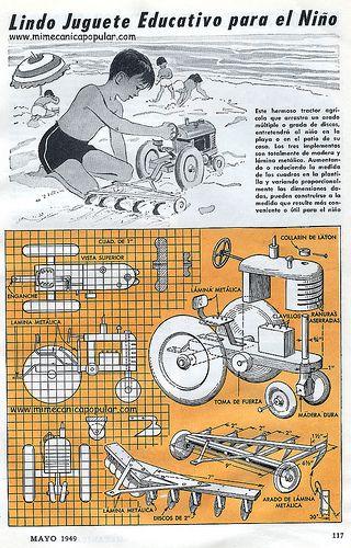 1949 Articulo 014 Mayo Mecanica Via Popular E9HIbeDW2Y