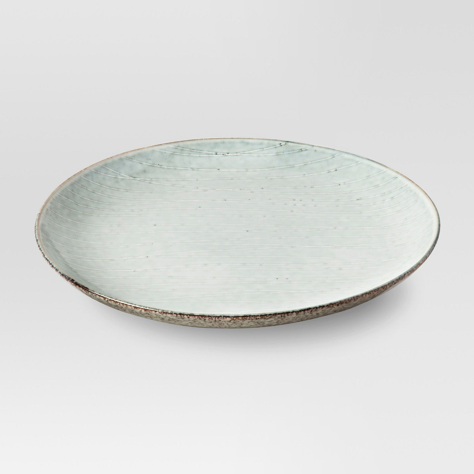 Keep dinnertime chic and easy with the Solene Stoneware Round Dinner Plate Set from Project 62 & Keep dinnertime chic and easy with the Solene Stoneware Round Dinner ...