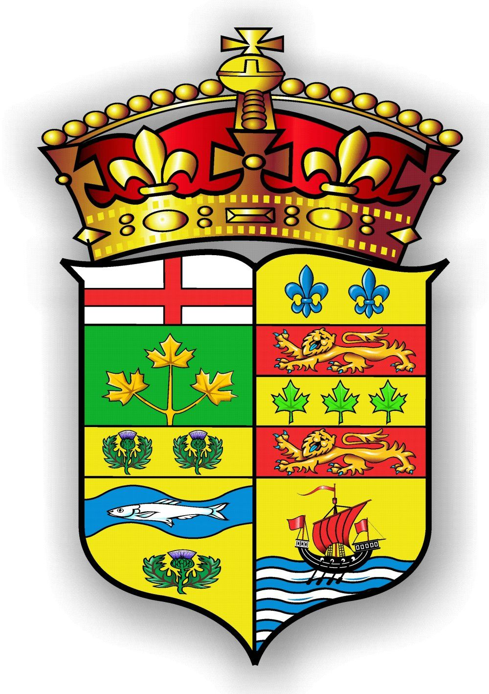 Coat of arm symbols elwood coat of arms of canada genealogy coat of arm symbols elwood coat of arms of canada biocorpaavc Choice Image