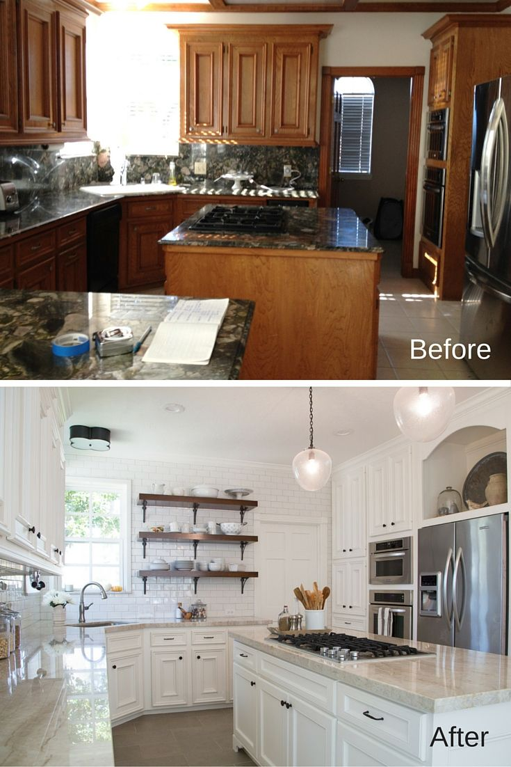 The Best Most Dramatic Change That Can Be Made During A Kitchen