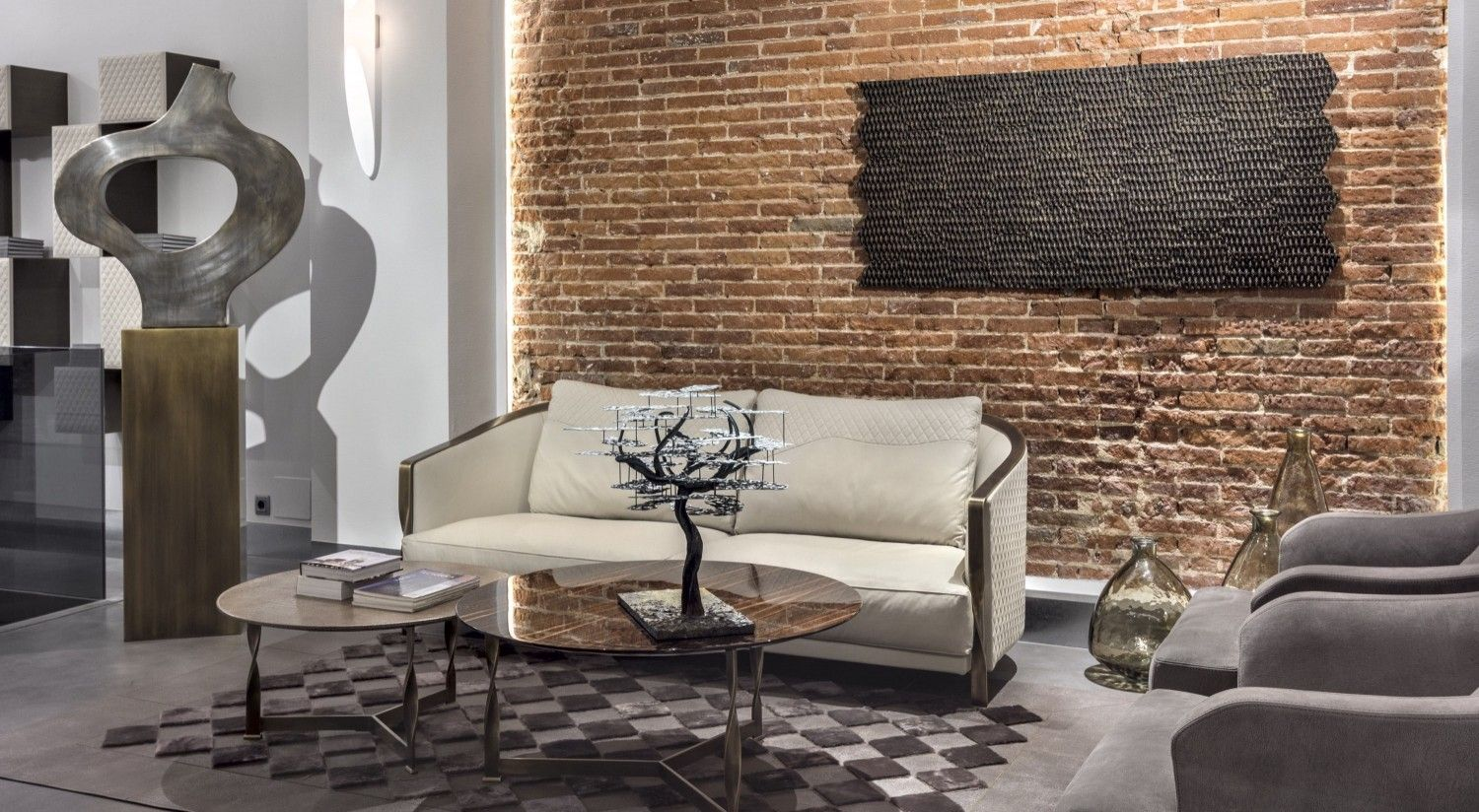 Mobili rugiano ~ Rugiano showroom madrid product: sofa pinterest luxury