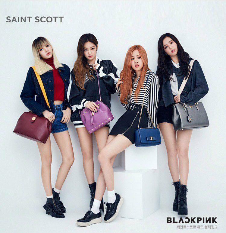 Black Pink Style Kpop