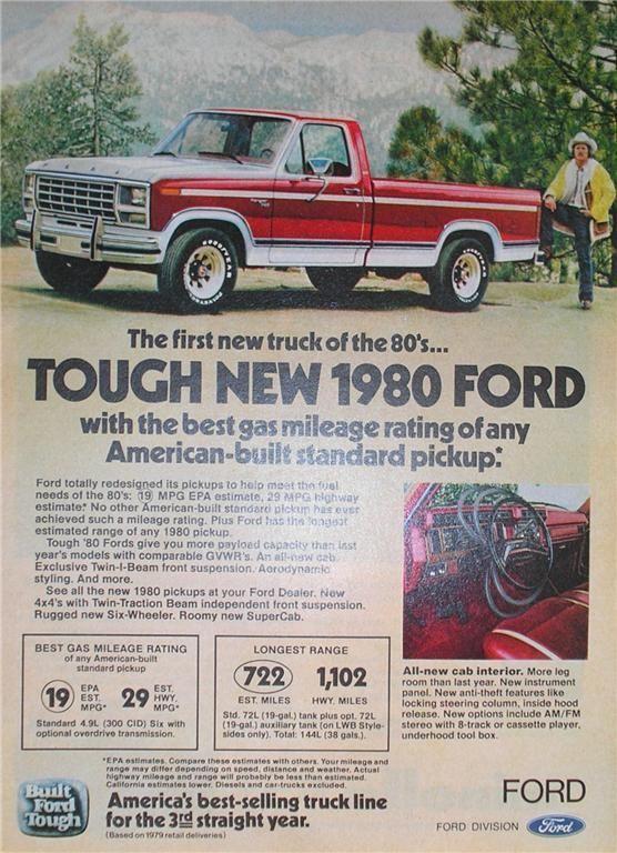 1980 1996 Ford Truck Parts National Parts Depot New Trucks