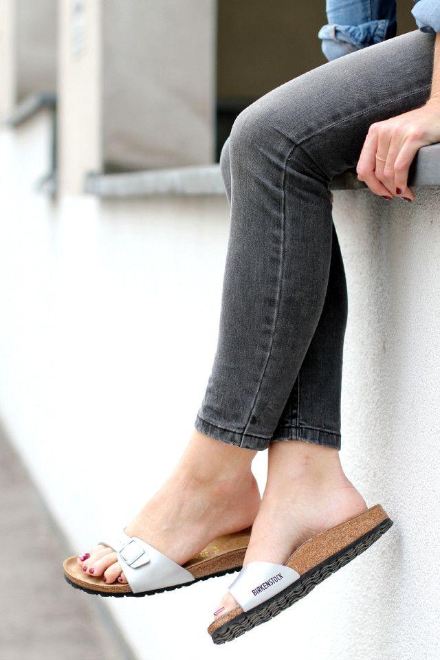 Birkenstock Arizona Birkibuc Sandal Sandals