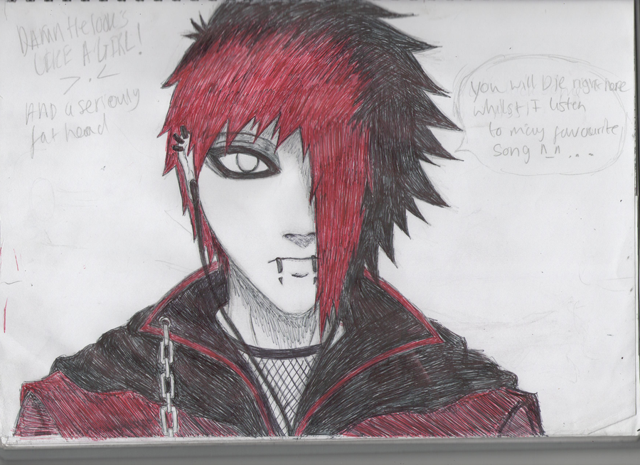 My character - Emo kid by LoudMouth321.deviantart.com on @DeviantArt