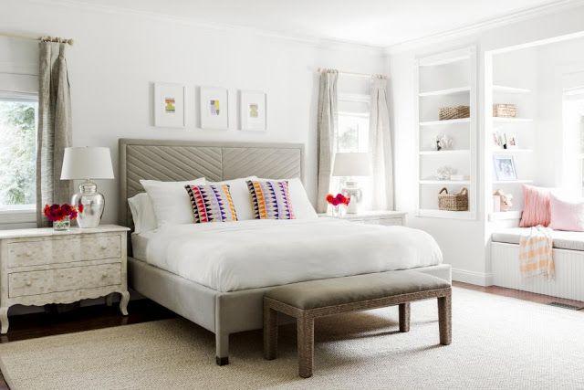 18 Espectaculares Ideas para un Dormitorio Principal - Decoracion de - decoracion de cuartos
