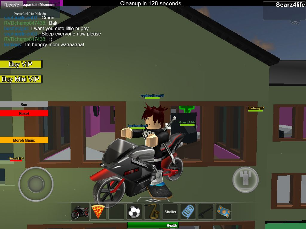 This Is Me If U Wanna Friend Me Or See My Awesome Character My Name Is Scarz4life Roblox Thats Not My Character