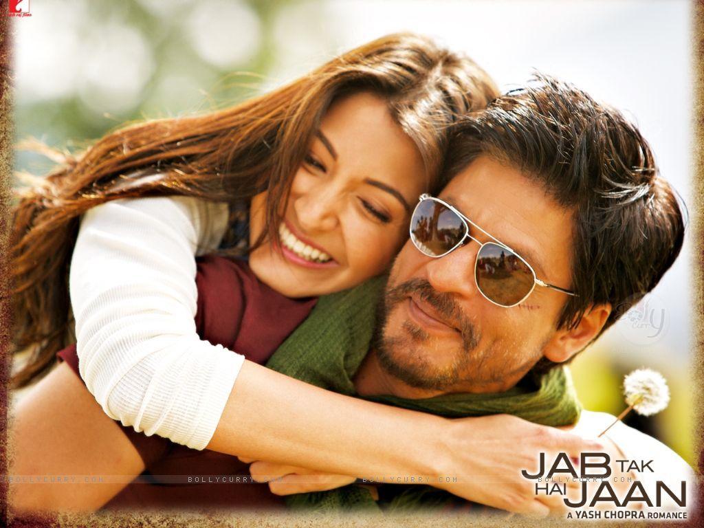 Cuteness overload! The exact way I want to hold him :) #Shahrukh #Anushka #JTHJ