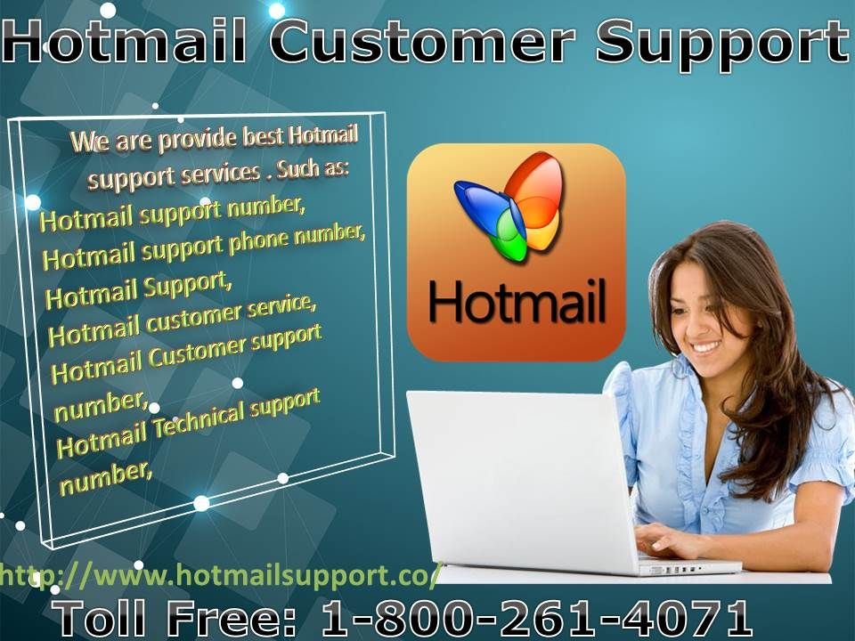 All the Hotmail tech issues like login error, password