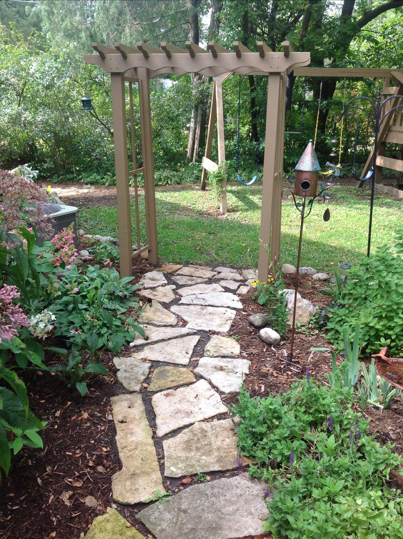 garden path Garden paths, Herb garden design, Indoor