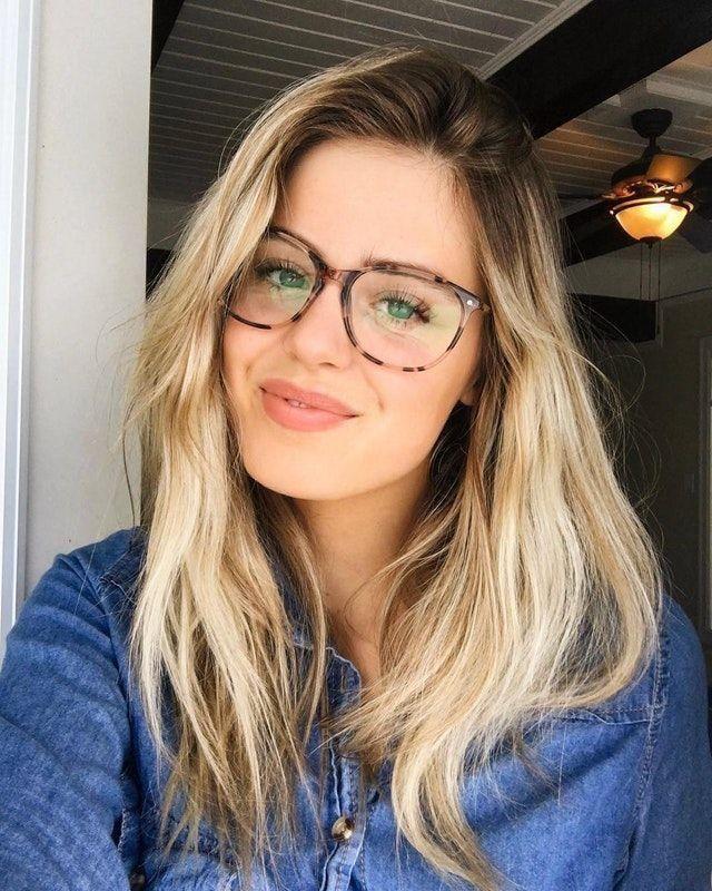 2020 Women Glasses Pixel Glasses Eyeglass Frames For Men Frame Without Lens