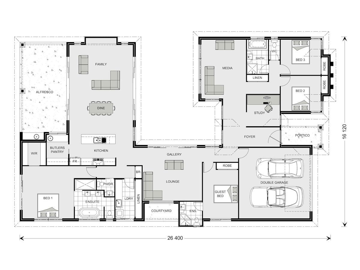 Mandalay element home designs in brisbane north  bayside also best house floor plans images plants rh pinterest