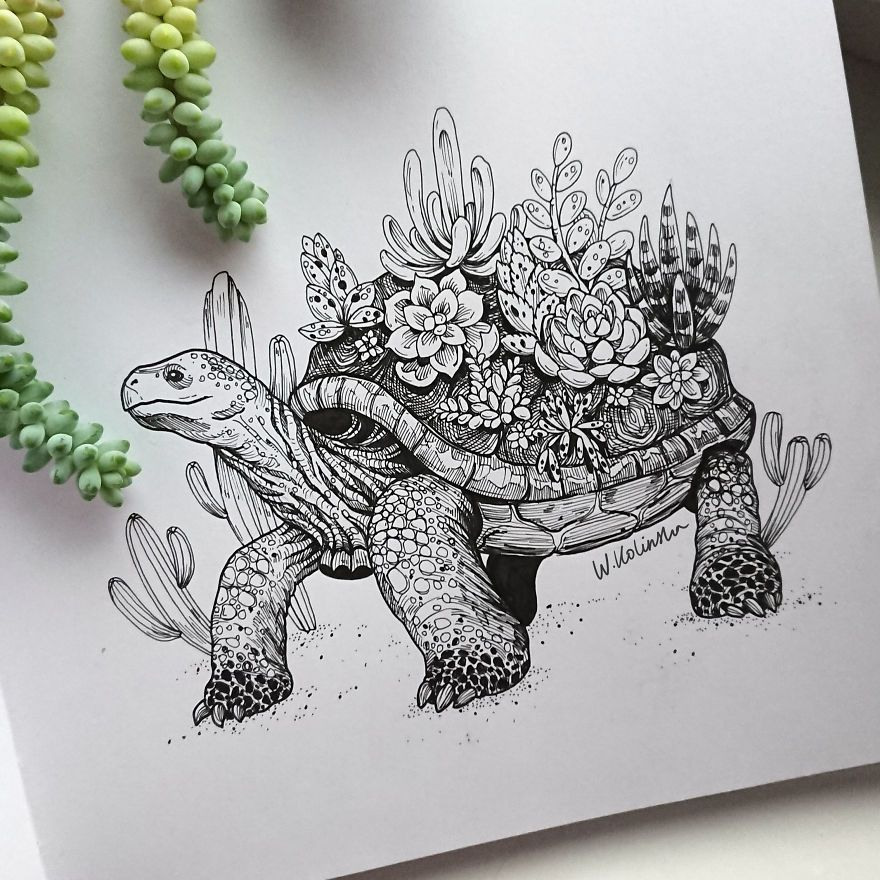 Oh My Dear Art Pencil Drawing Animals Nature Animal Drawings Nature Drawing Pencil Drawings Of Animals