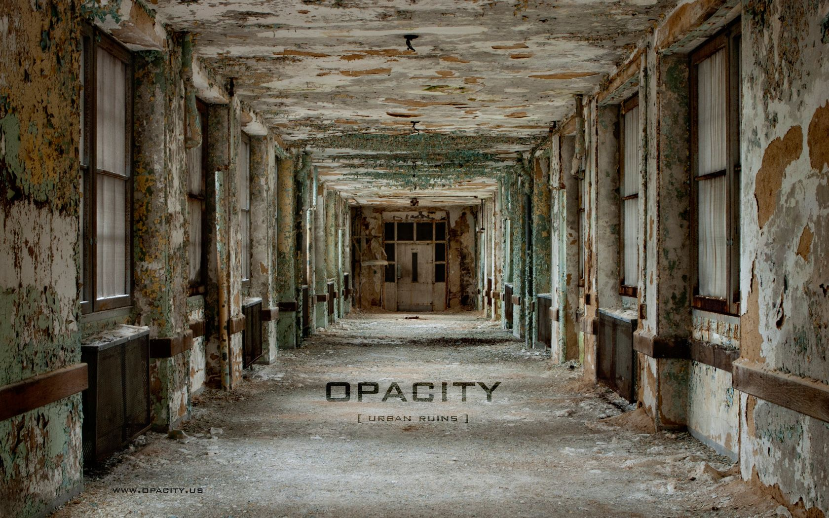 Image result for opacity abandoned places images