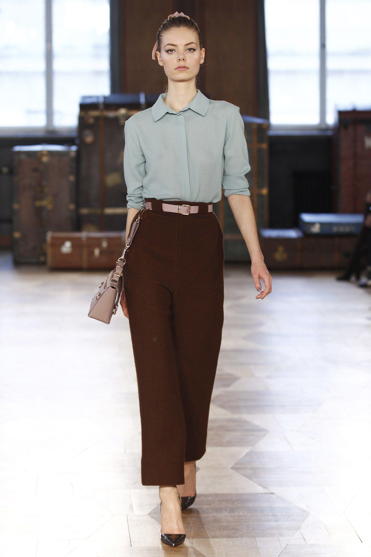 Marina Hoermanseder Berlin Fall 2016 Fashion Show