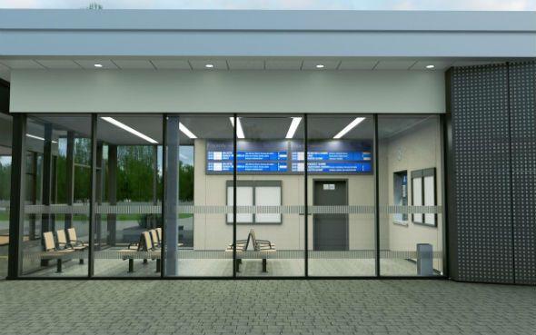 Innowacyjny dworzec systemowy w Mławie