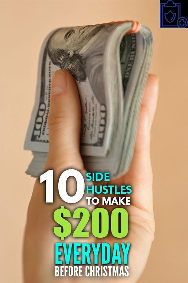 10 Side Hustles To Make Extra Money Before Christmas