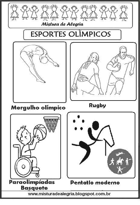 Esportes Olimpicos Para Imprimir Colorir 288 29 Jpg 464 677 Com