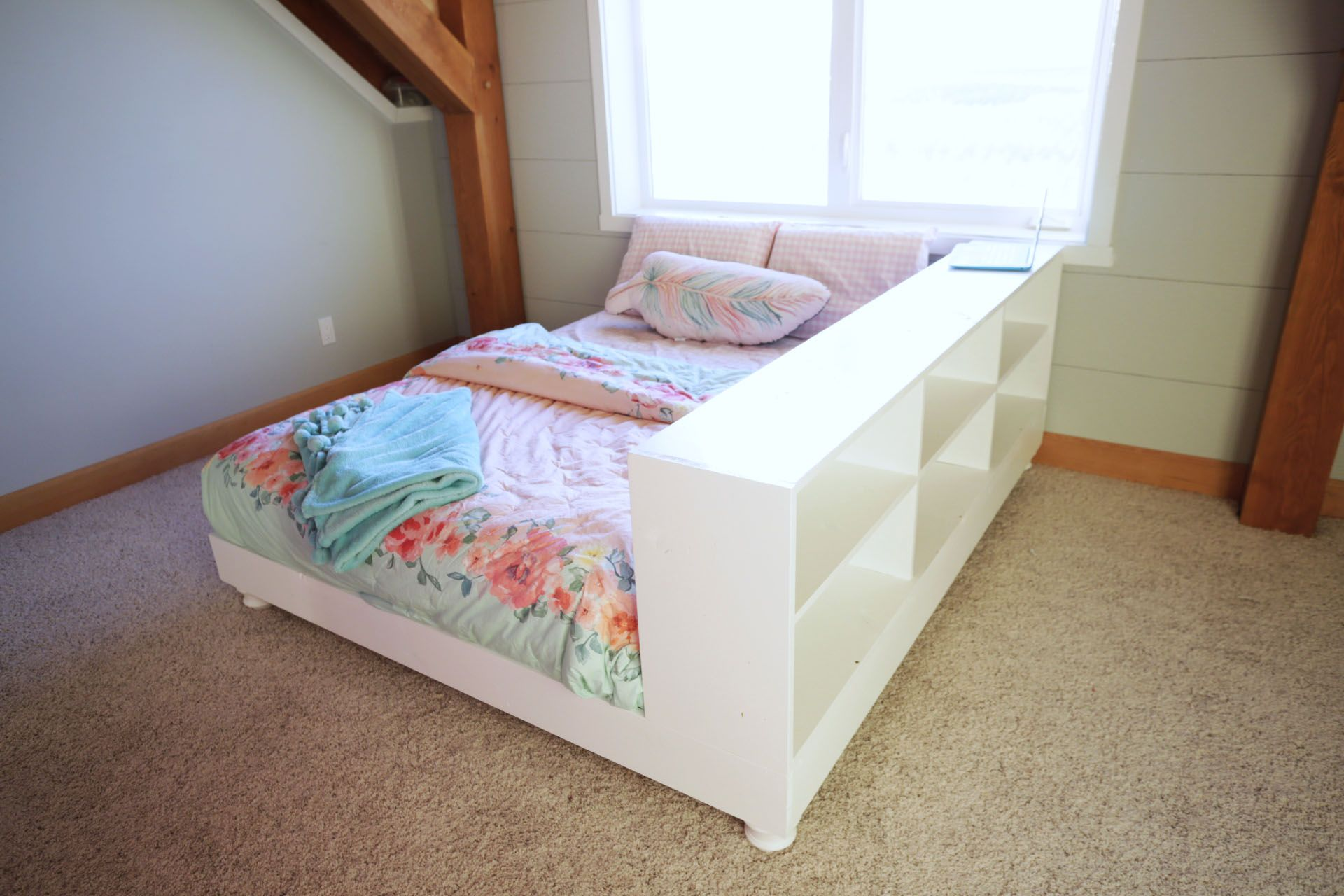 21 Pottery Barn Inspired Diys Platform Bed With Storage Diy