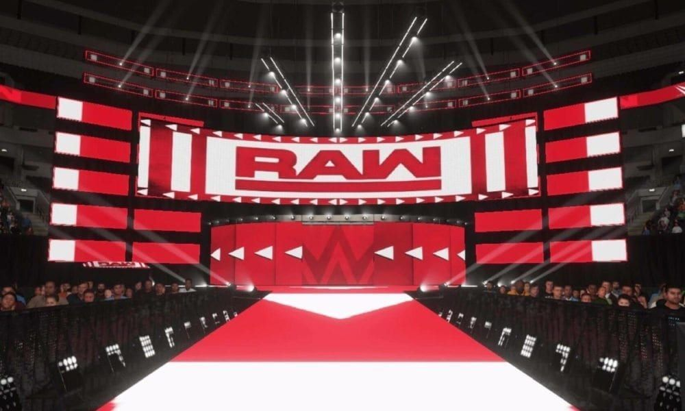 Big Angle Planned For Wwe Monday Night Raw With Images Wwe