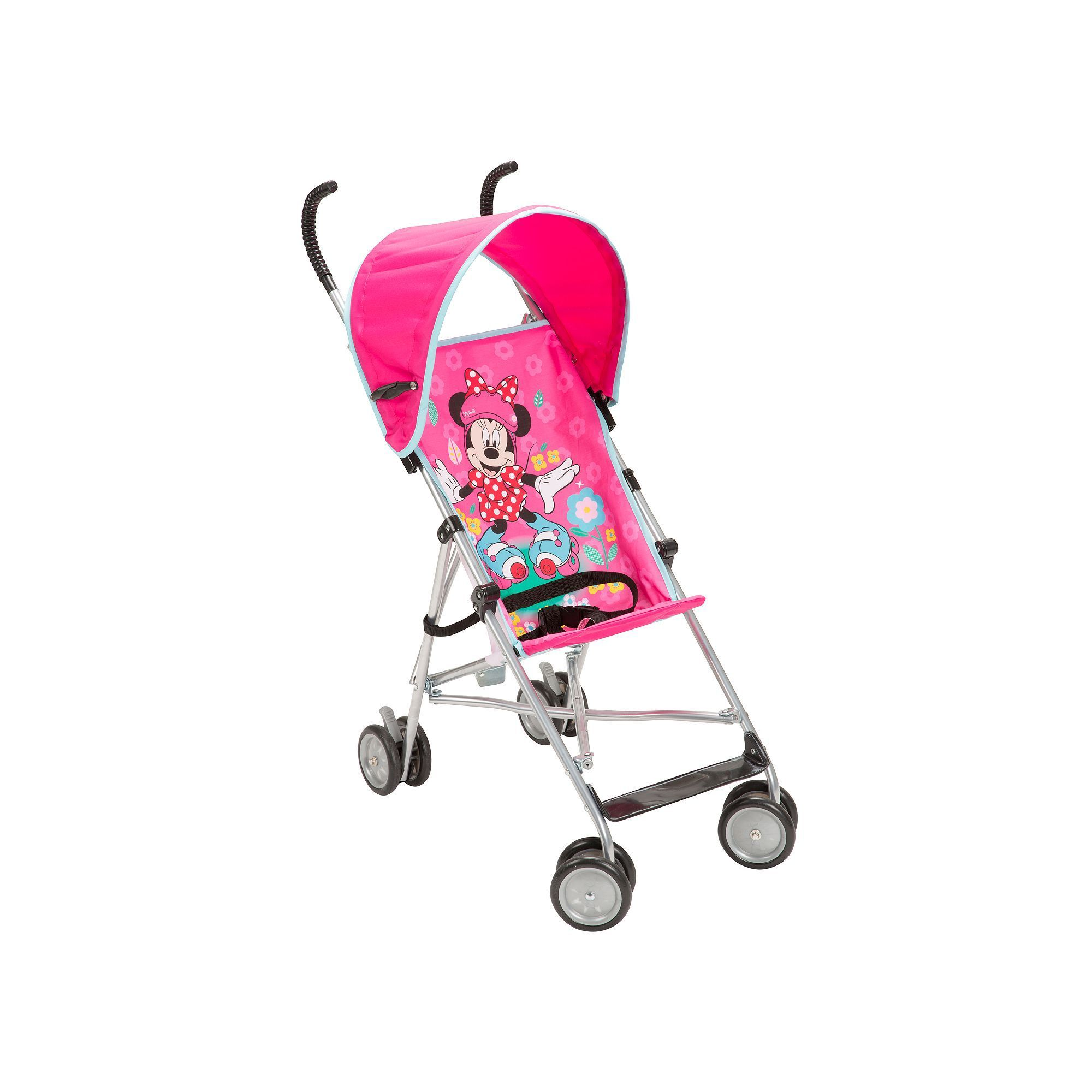 Disney's Minnie Mouse Roller Skates Umbrella Stroller with