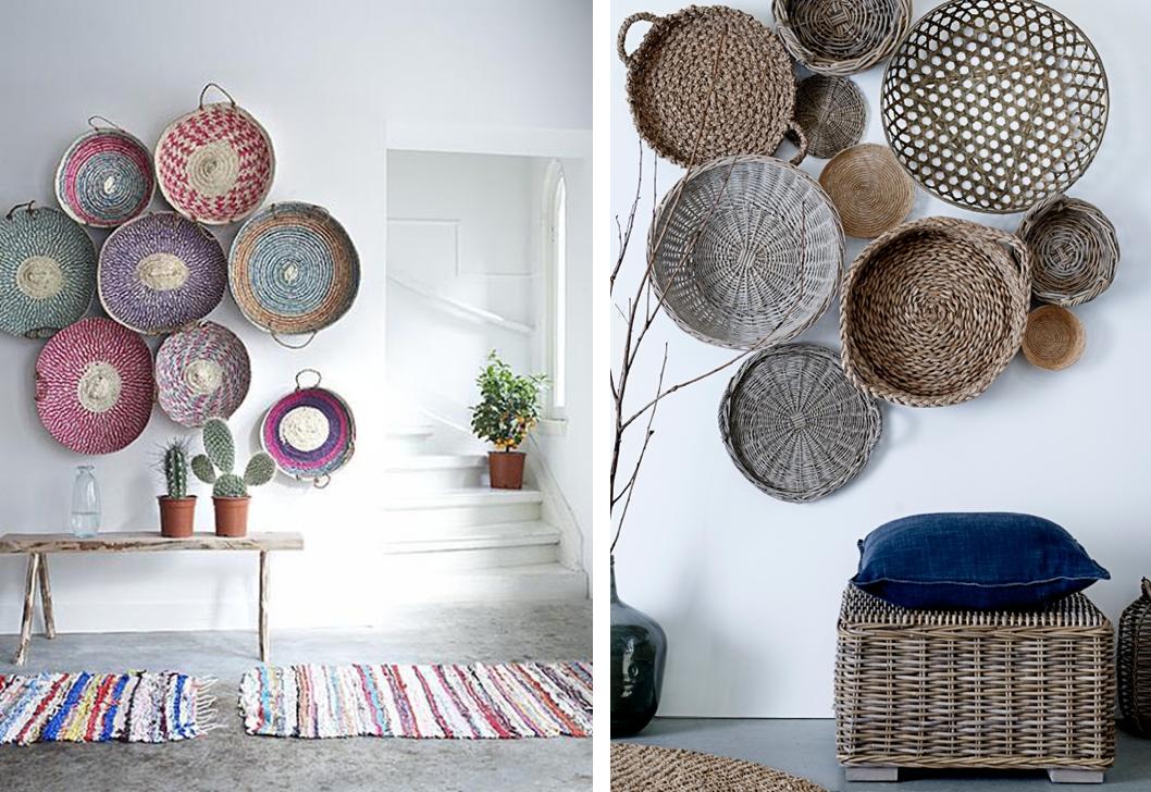 8 Ideas LowCost para decorar las paredes Luminrias Paredes e