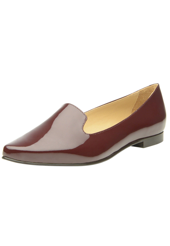 9b2bb309279f Damen SHOEPASSION Loafer No. 48 WL bordeaux rot   - Kategorie  Damen  HalbschuheLoaferSchuheSlipper Material