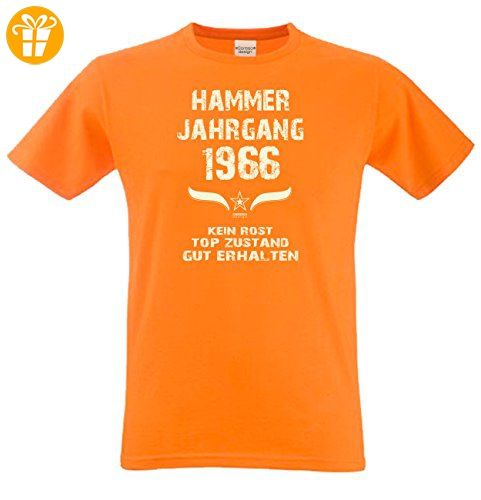 Geschenk Set zum 51. Geburtstag : Fun T Shirt & Urkunde