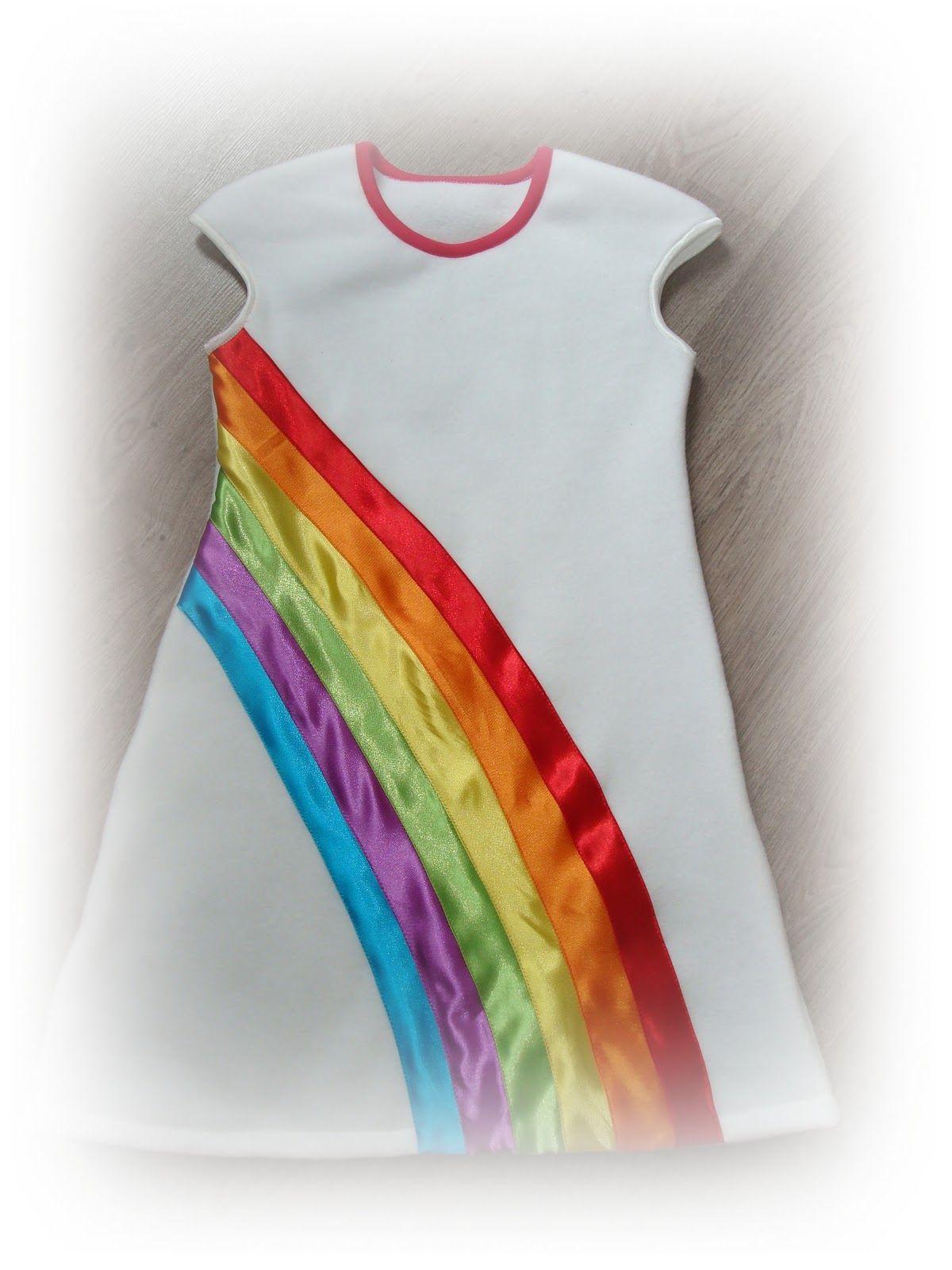 k3 jurkjes regenboog