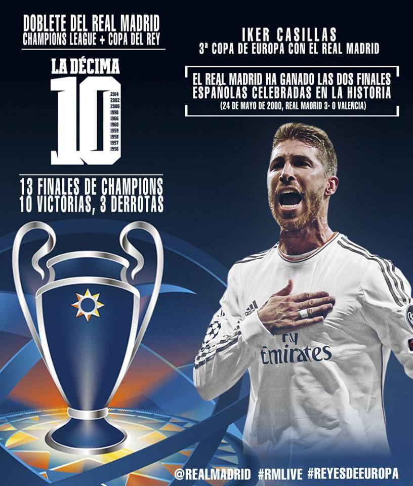 La Decima Real Madrid Real Madrid Players Iker Casillas