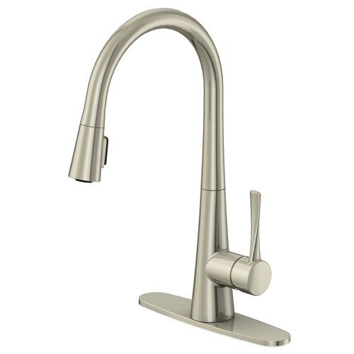 WaterRidge Twistex Pull Down Kitchen Faucet Costco For The - Waterridge kitchen faucet