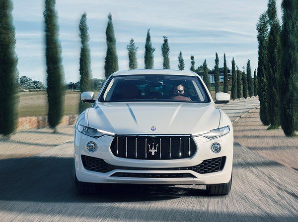 We Can Finance A Maserati Levante For You With Our Simple Lease - Sports cars you can lease