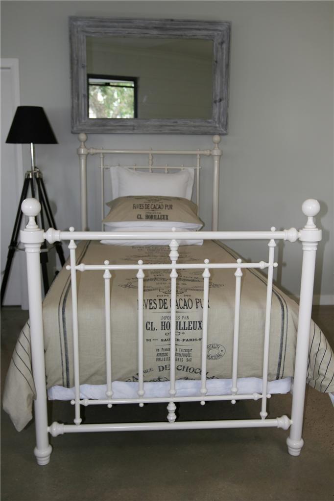 King Single Bed Frame- \