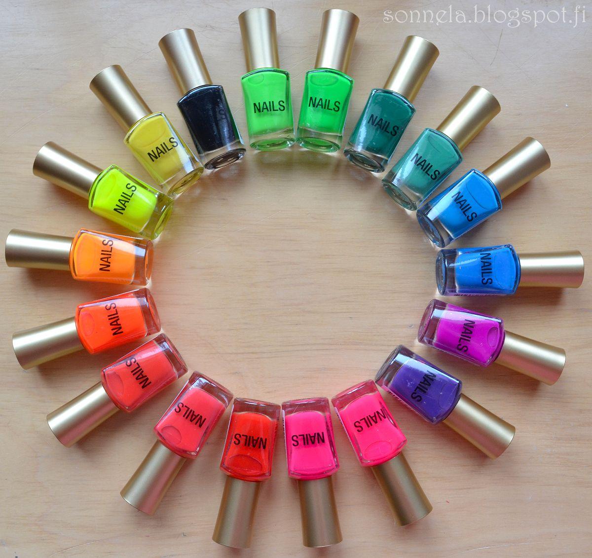 I ♡ nail polish