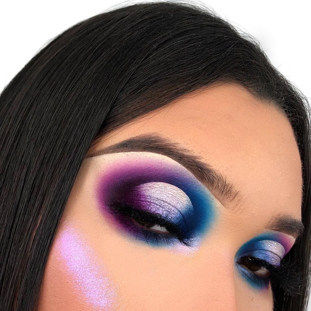 Pin By 𝐀𝐧𝐢𝐤𝐚 On Eyeshadows In 2020 Eye Makeup Art Makeup