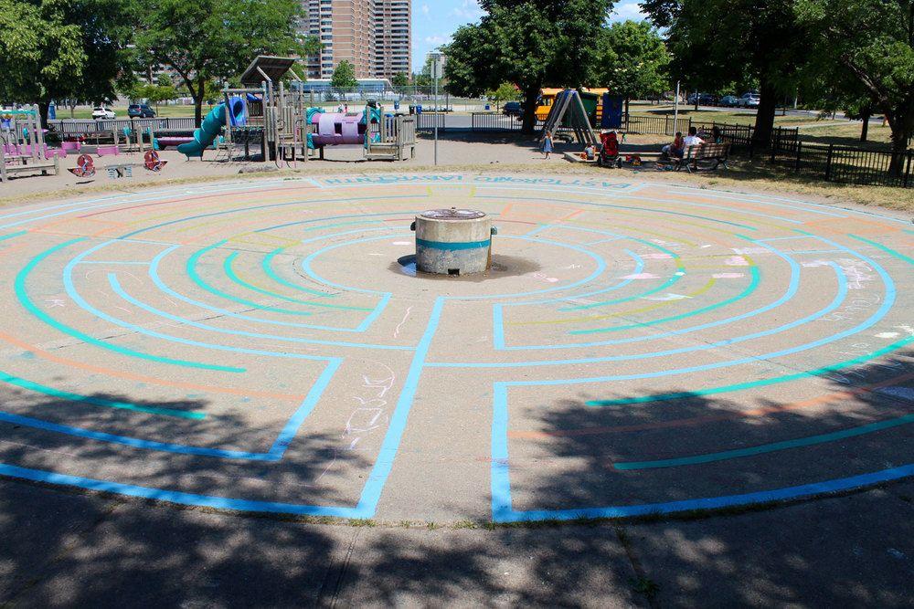 Ontario Labyrinth Directory — Labyrinth Community Network