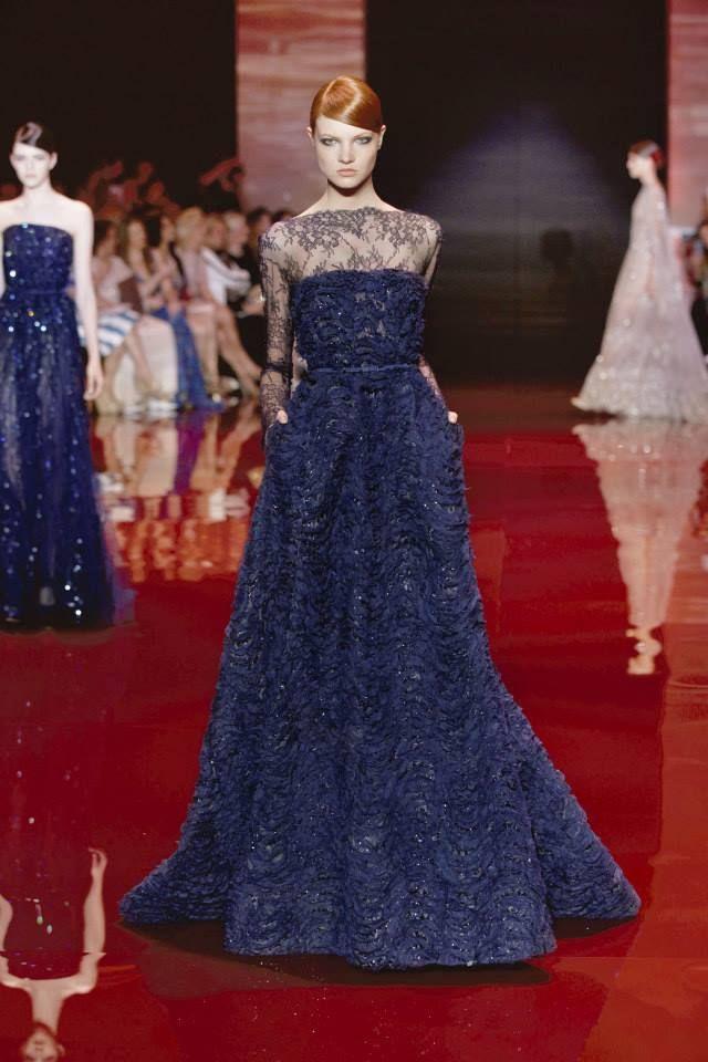 Fashion Friday: Elie Saab Fall 2014   http://brideandbreakfast.ph/2014/01/10/fashion-friday-elie-saab-fall-2014/